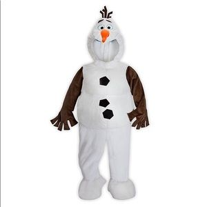 Disney Store Deluxe Olaf costume